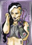 Shadowrun Color by Syreene