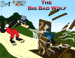 Mr. Coat Big bad wolf Proflie Card by Slasher12