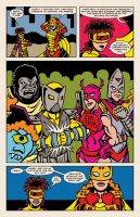 Lady Spectra and Sparky: Enemy of My Enemy pg.22 by JKCarrier
