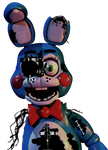 Withered Toy Bonnie [Improved] by JustinCalhoun