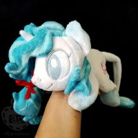 OC Azure ''Lazy Pony'' Beanie by AppleDew
