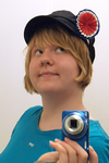 Tricolor Hat by Starlene