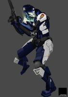 PNP Chief Officer by JRAS22
