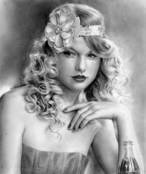 Taylor Swift by CallieFink