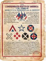 Confederate States Roundels by Ennio444
