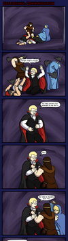Castlevania: Communication by the-edude