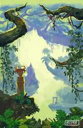 background art by mehpar
