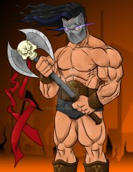 Barbarian by D-Stone