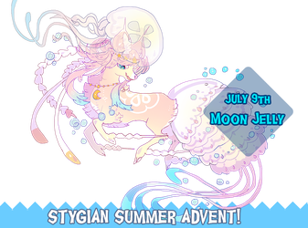 { Stygian Summer Advent } Day 9 by Zoomutt