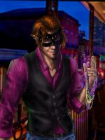 The Devil of New Orleans by Spasticat
