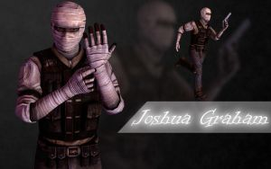 Fallout New Vegas - Joshua Graham by XNASyndicate