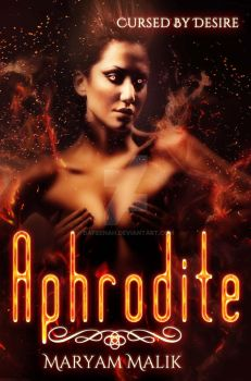 Sold Premade Ebook Cover: Aphrodite by Dafeenah