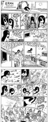 Erma- Silent Night by OUTCASTComix