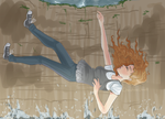 Falling by HalChroma