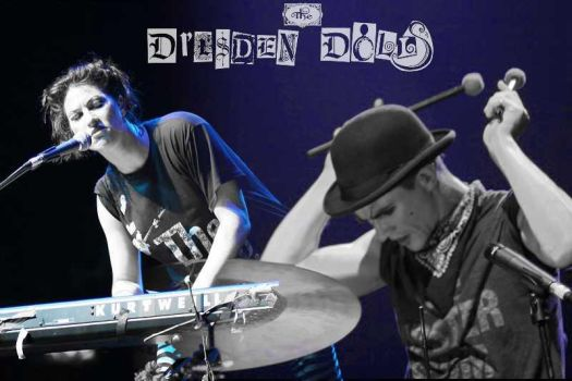 The Dresden Dolls by wildespace