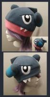 Gible Hat by Hazuza