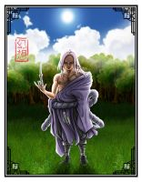 Kimimaro card by GensoTeam