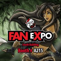 FIND MJ AT FAN EXPO CANADA! by MarieJaneWorks