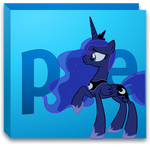 Photoshop Elements Luna Icon by Spaceisthelimit
