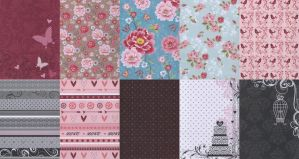 FREE Pattern Stock by zero0810