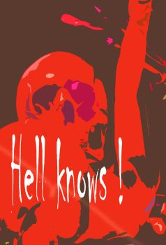 Hell knows by ArtOrca