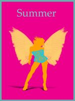 Summer Angel by AMPhitheatre