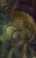 Abstract In C Minor by visionart