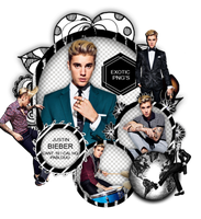 Pack Png 1450 // Justin Bieber. by ExoticPngs