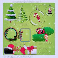Pack Navidad png by imabelopez