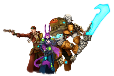 WildStar Banner by Lihony