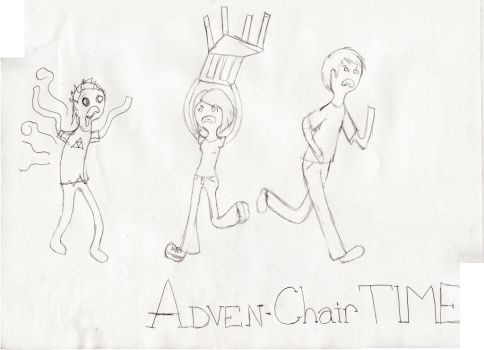 Adven-Chair Time by VoidQueenElishiva