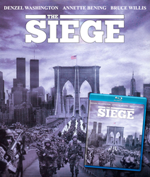 Custom Cover - The Siege by jasonh1234