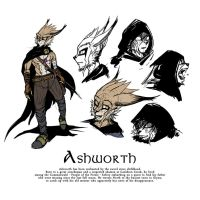 Ashworth - Character Info by darkspeeds