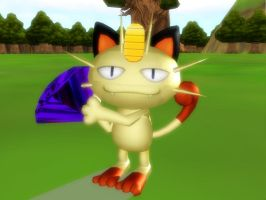 Meowth .:Download:. by SureinDragon