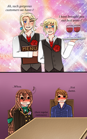 [APH] May We Take Your Order? by melondramatics