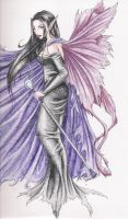 Ashlee's Faerie by dalucia