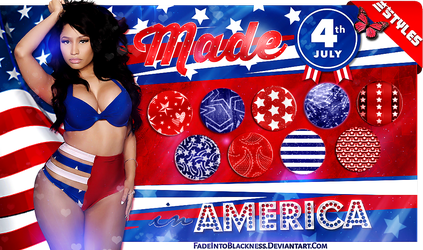 +Made in America [Styles] by FadeIntoBlackness