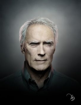 Clint Eastwood is more than a legend, is immortal by nostrade