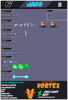 Jaco sprite sheet by thekrillmaster