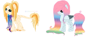 Adopts Former (Open) by Arianstar
