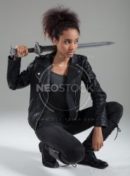 Gia Urban Fantasy 236 - Stock Photography by NeoStockz