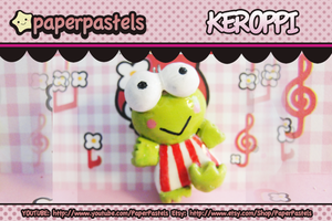 keroppi by circuskillers