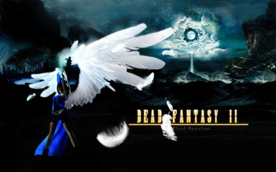 Dead Fantasy II-Final Requiem by 2shine4u