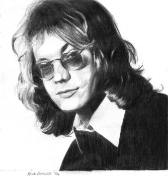 Mr. Warren Zevon by Sportakook