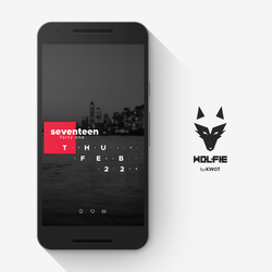 Wolfie for KWGT by marcco23