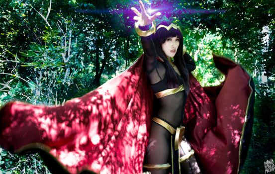 Tharja, Private Shoot: June 2016 by MindFall