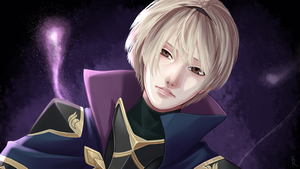 Fire Emblem Fates Leo by HONEYxPOISON