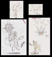 Random Sonic sketches 1 by ine-rocks