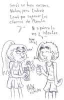 Those tasty churros by megawackymax