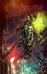 Spawn by Guile Sharp and Ryan Lord by RyanLord